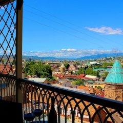 Отель Цитадель Нарикала балкон фото 6