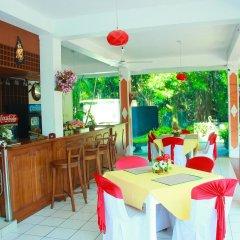 Отель Lagoon Garden Hotel Шри-Ланка, Берувела - отзывы, цены и фото номеров - забронировать отель Lagoon Garden Hotel онлайн питание фото 3