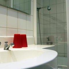 Отель Am Fasangarten Германия, Мюнхен - отзывы, цены и фото номеров - забронировать отель Am Fasangarten онлайн ванная