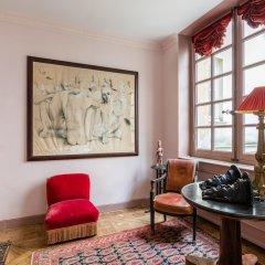 Отель Quincampoix Франция, Париж - отзывы, цены и фото номеров - забронировать отель Quincampoix онлайн комната для гостей фото 2