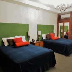 Hotel Hacienda Santana комната для гостей