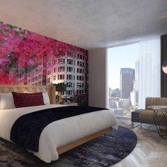 Отель Indigo Los Angeles Downtown, an IHG Hotel США, Лос-Анджелес - отзывы, цены и фото номеров - забронировать отель Indigo Los Angeles Downtown, an IHG Hotel онлайн комната для гостей фото 4