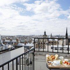 Отель Holiday Inn Gare De Lest Париж балкон