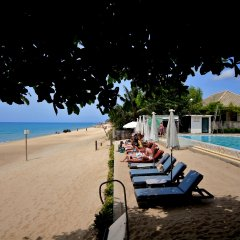 Отель Lamai Wanta Beach Resort пляж