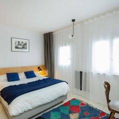Montholon Hotel комната для гостей фото 4