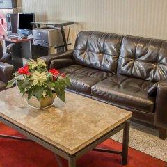 Отель Comfort Inn JFK Airport США, Нью-Йорк - 1 отзыв об отеле, цены и фото номеров - забронировать отель Comfort Inn JFK Airport онлайн комната для гостей