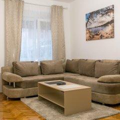 Отель Dositej Apartment Сербия, Белград - отзывы, цены и фото номеров - забронировать отель Dositej Apartment онлайн комната для гостей фото 3