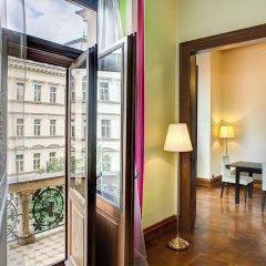Отель The Art House Прага балкон