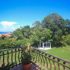 Отель Milbrooks Resort Ямайка, Монтего-Бей - отзывы, цены и фото номеров - забронировать отель Milbrooks Resort онлайн балкон
