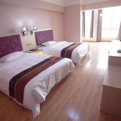 Отель Yayi Hotel Китай, Сиань - отзывы, цены и фото номеров - забронировать отель Yayi Hotel онлайн комната для гостей фото 4