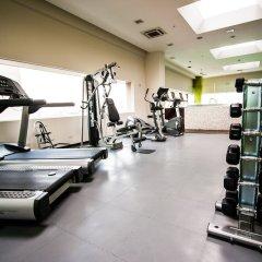 Отель NOVIT Мехико фитнесс-зал фото 3