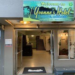 Отель Yvonne's Hotel Федеративные Штаты Микронезии, Понпеи - отзывы, цены и фото номеров - забронировать отель Yvonne's Hotel онлайн вид на фасад фото 2