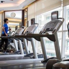 Отель Pullman Bangkok Grande Sukhumvit фитнесс-зал фото 2