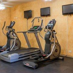 Отель Spacious Villa + Pool + Gym Кабо-Сан-Лукас фитнесс-зал фото 2