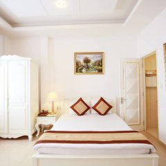 Tulip Hotel Da Lat Далат комната для гостей