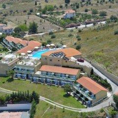 Отель Daphne Holiday Club Греция, Халкидики - 1 отзыв об отеле, цены и фото номеров - забронировать отель Daphne Holiday Club онлайн пляж