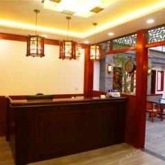 Отель Ping'an 116 Inn Китай, Пекин - отзывы, цены и фото номеров - забронировать отель Ping'an 116 Inn онлайн интерьер отеля фото 2