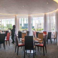 Отель Novotel Paris Est Баньоле питание фото 2