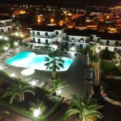 Отель Parco Meridiana Италия, Скалея - отзывы, цены и фото номеров - забронировать отель Parco Meridiana онлайн балкон