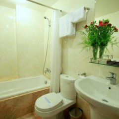 Lucky Star Hotel 146 Nguyen Trai ванная фото 2