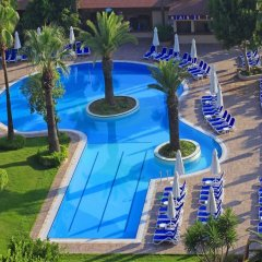Hotel Grand Side - All Inclusive Сиде бассейн фото 3