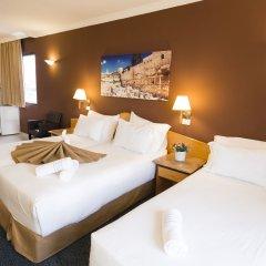 Jerusalem Gardens Hotel & Spa Израиль, Иерусалим - 8 отзывов об отеле, цены и фото номеров - забронировать отель Jerusalem Gardens Hotel & Spa онлайн комната для гостей фото 4