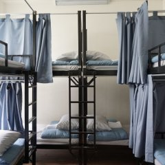 Krit Hostel комната для гостей