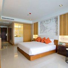Отель Welcome World Beach Resort & Spa Таиланд, Паттайя - отзывы, цены и фото номеров - забронировать отель Welcome World Beach Resort & Spa онлайн комната для гостей фото 4
