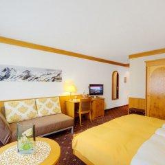 Отель Christiania Hotels & Spa Швейцария, Церматт - отзывы, цены и фото номеров - забронировать отель Christiania Hotels & Spa онлайн комната для гостей фото 3