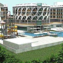 Отель Side Crown Sunshine Сиде