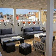 Отель Dar Souran Марокко, Танжер - отзывы, цены и фото номеров - забронировать отель Dar Souran онлайн бассейн
