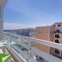 Апартаменты Marvellous 2 Bedroom Apartment by the Sea Каура балкон