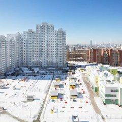 Апартаменты «Этажи Библиотечная-Комсомольская» Екатеринбург спортивное сооружение