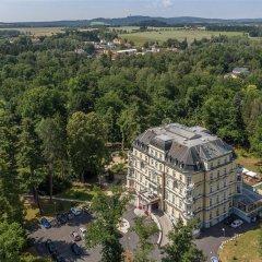 Отель Imperial Spa & Kurhotel Чехия, Франтишкови-Лазне - отзывы, цены и фото номеров - забронировать отель Imperial Spa & Kurhotel онлайн пляж