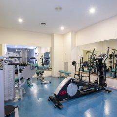 Отель Hipotels Marfil Playa фитнесс-зал