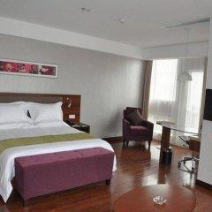 Отель Yitel Xian Big Wild Goose Pagoda Китай, Сиань - отзывы, цены и фото номеров - забронировать отель Yitel Xian Big Wild Goose Pagoda онлайн комната для гостей фото 4
