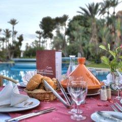 Hotel Marrakech Le Semiramis питание