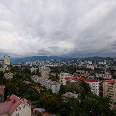 Гостиница Rivjera Apartments в Сочи отзывы, цены и фото номеров - забронировать гостиницу Rivjera Apartments онлайн балкон