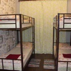 Hostel-Dvorik сейф в номере