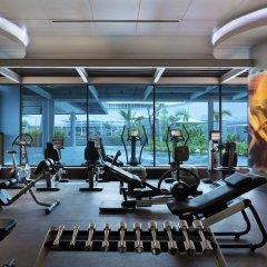 Отель Pan Pacific Singapore фитнесс-зал фото 4