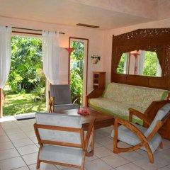 Отель Maison Te Vini Holiday home 3 Французская Полинезия, Пунаауиа - отзывы, цены и фото номеров - забронировать отель Maison Te Vini Holiday home 3 онлайн комната для гостей фото 5