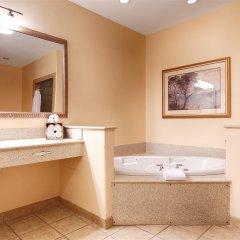 Отель Best Western Plus Waterbury - Stowe ванная