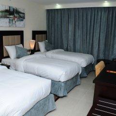 Отель Royal Falcon Дубай комната для гостей фото 2