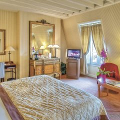 Отель Lenox Montparnasse Hotel Франция, Париж - 1 отзыв об отеле, цены и фото номеров - забронировать отель Lenox Montparnasse Hotel онлайн комната для гостей фото 2