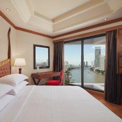 Отель Royal Orchid Sheraton Hotel & Towers Таиланд, Бангкок - 1 отзыв об отеле, цены и фото номеров - забронировать отель Royal Orchid Sheraton Hotel & Towers онлайн комната для гостей фото 5