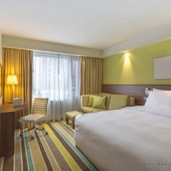 Отель Hampton by Hilton Warsaw City Centre Польша, Варшава - - забронировать отель Hampton by Hilton Warsaw City Centre, цены и фото номеров комната для гостей