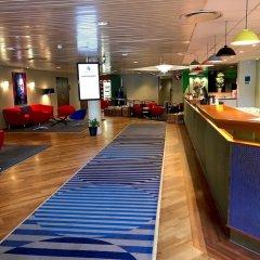 Отель Good Morning + Helsingborg интерьер отеля