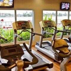 Отель Radisson Blu Anchorage Лагос фитнесс-зал фото 3