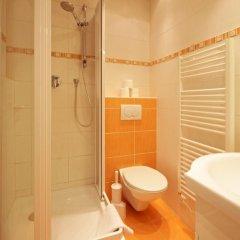 Апартаменты Prague Central Exclusive Apartments Прага ванная
