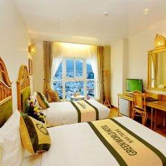 Green World Hotel Nha Trang Нячанг комната для гостей фото 3